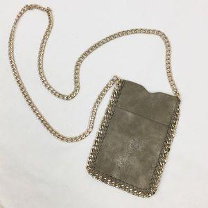 Handbags - Beautiful crossbody phone purse, NWOT